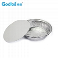 """9"""" Round Container Mould"""