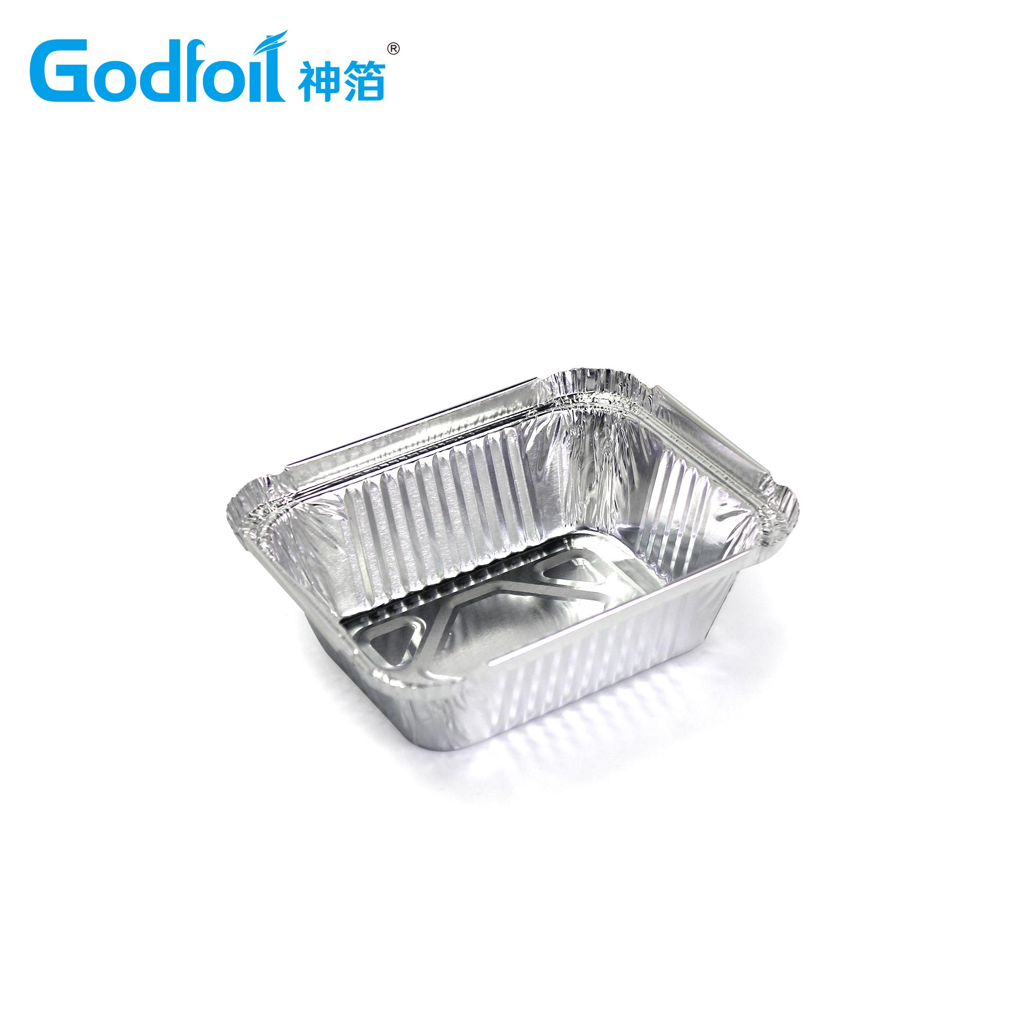 铝箔餐盒模具 3