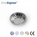 Egg Tart Aluminum Container Mould