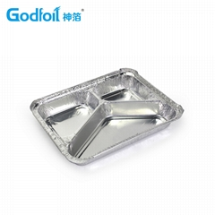 Y-Three Compartment Container Mould For Indian Market