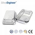 Envase de aluminio mould