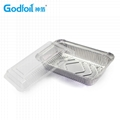 Kitchen use aluminum foil container/750ml