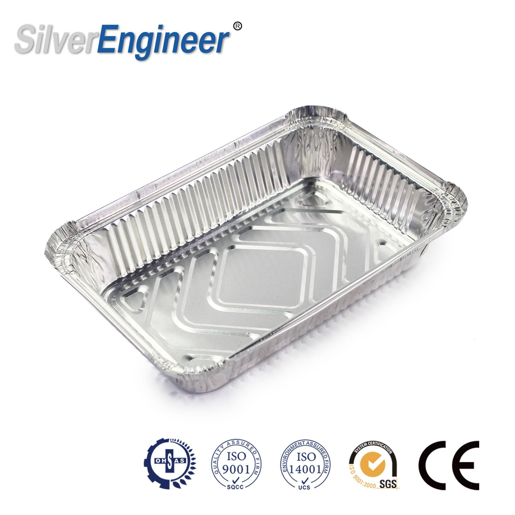 Household aluminum foil 4