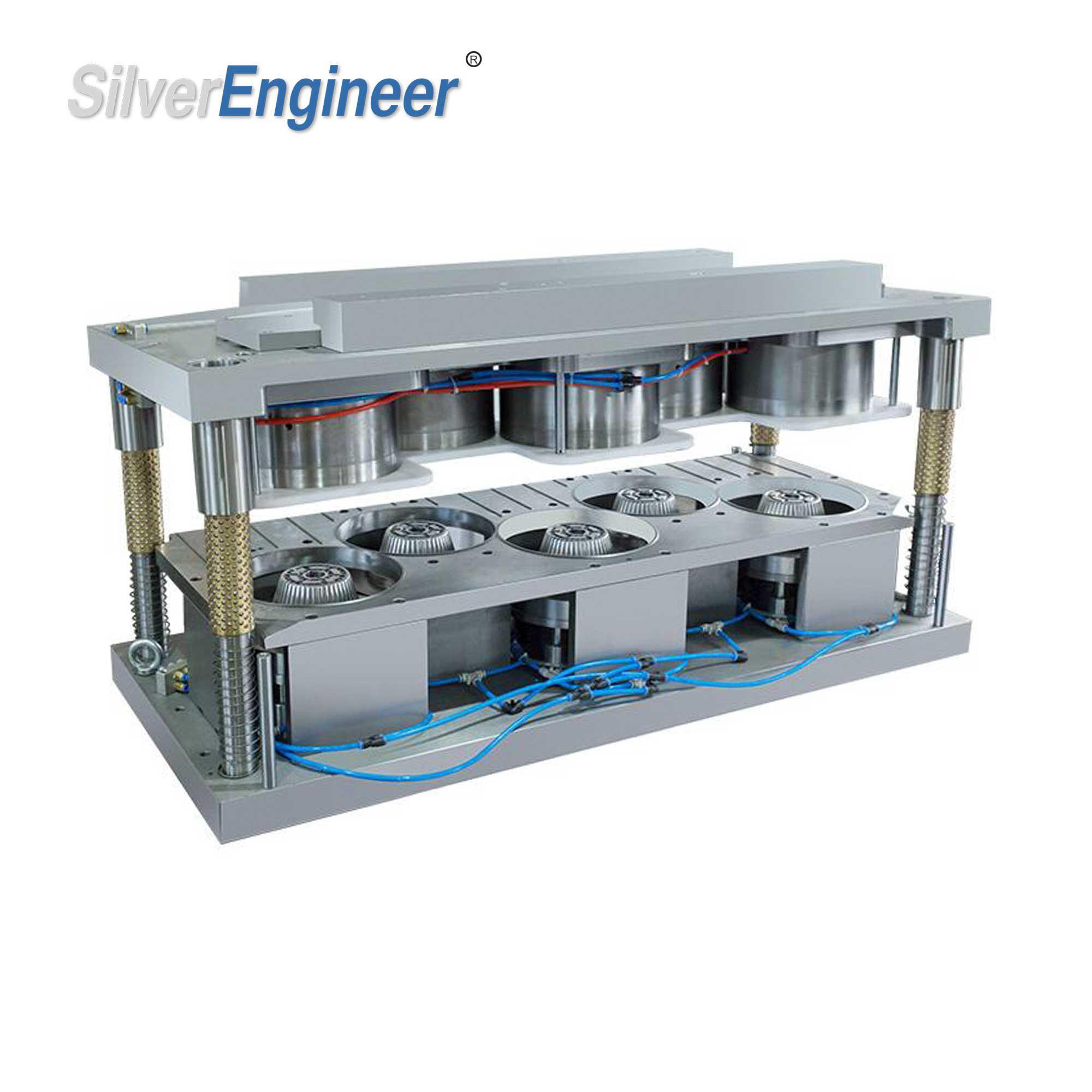 铝箔容器模具 2