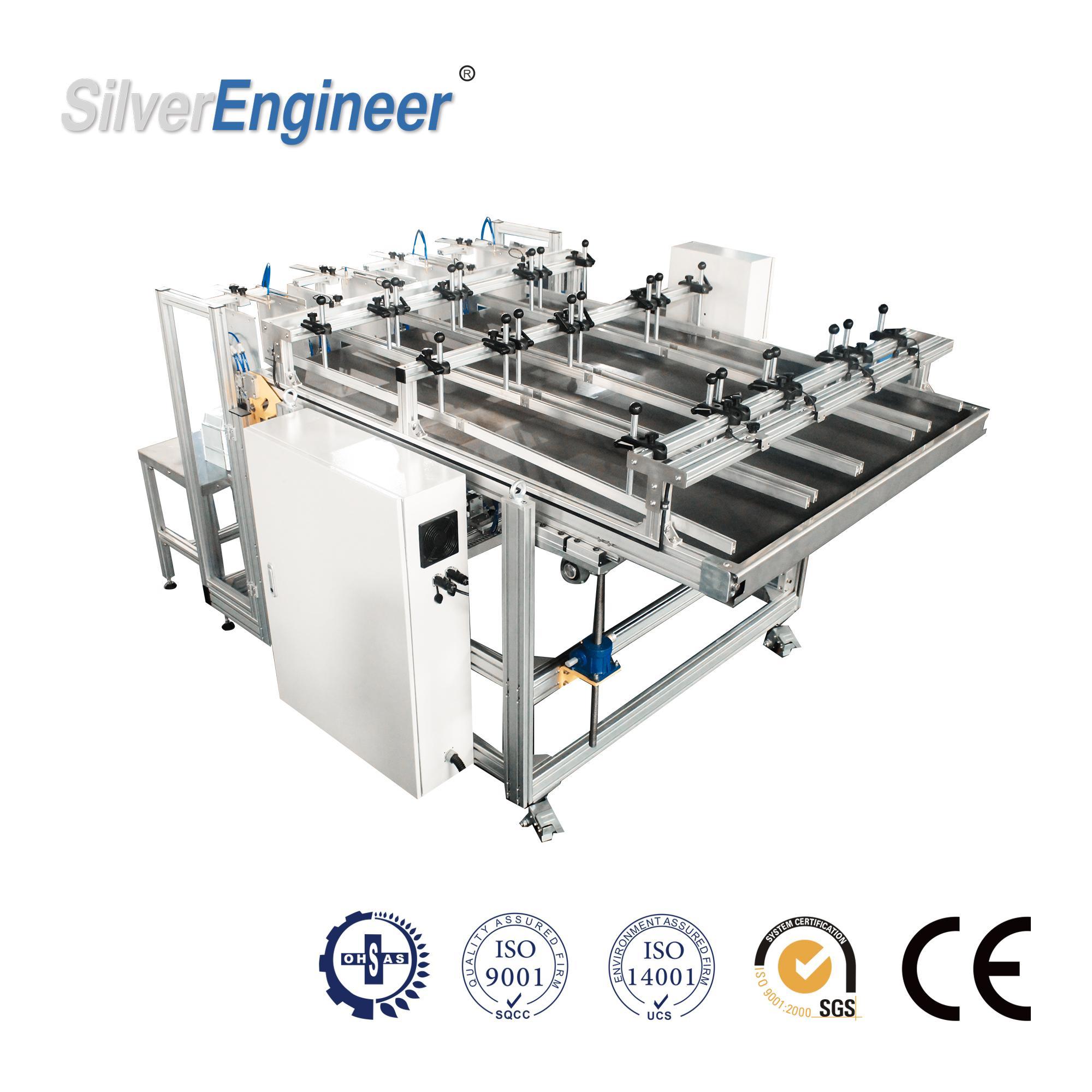 Aluminium Foil Container Making Machine 2