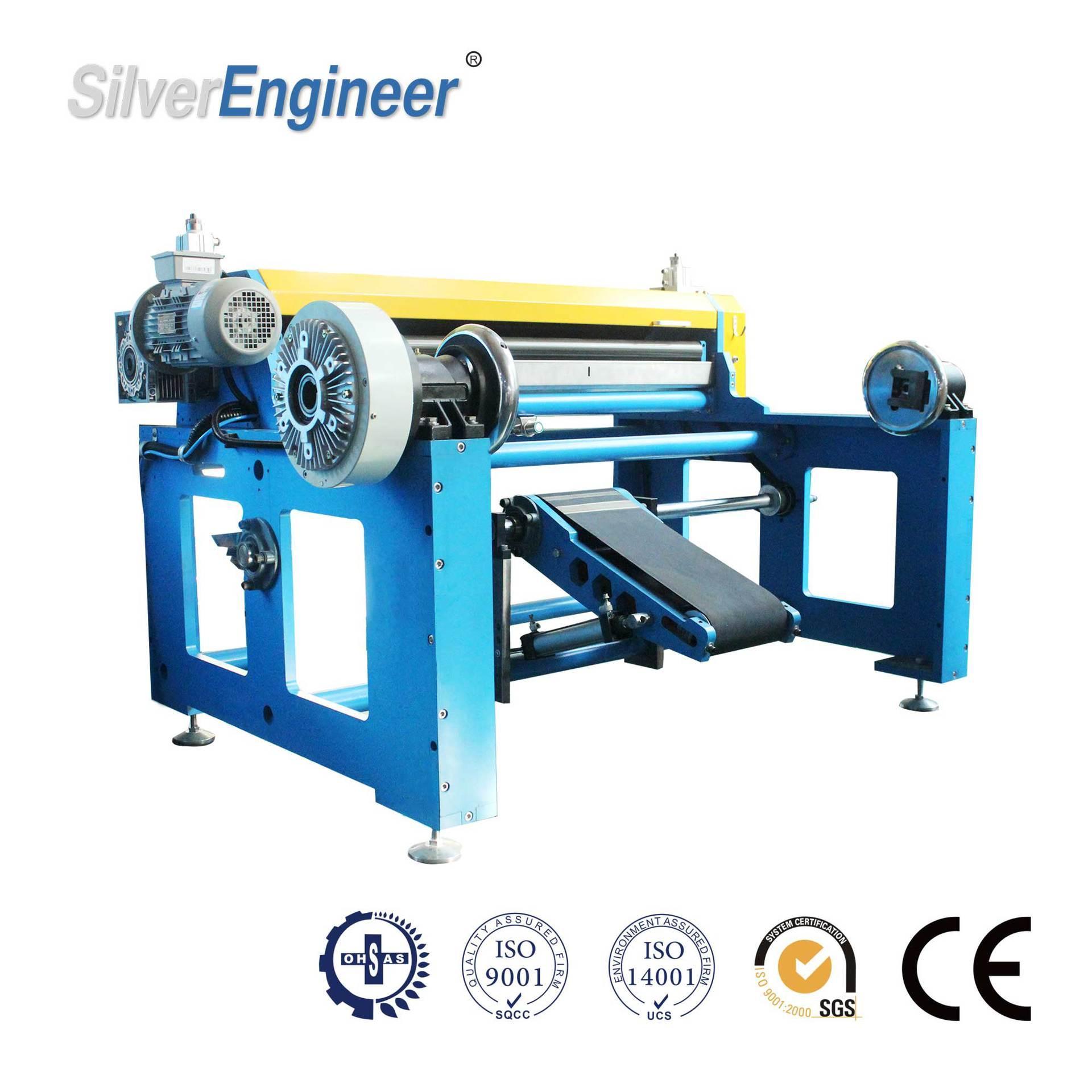Aluminium Foil Container Making Machine 9