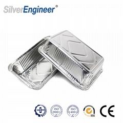 铝箔餐盒 锡纸盒 打包盒