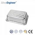 Lacquered Aluminum Foil