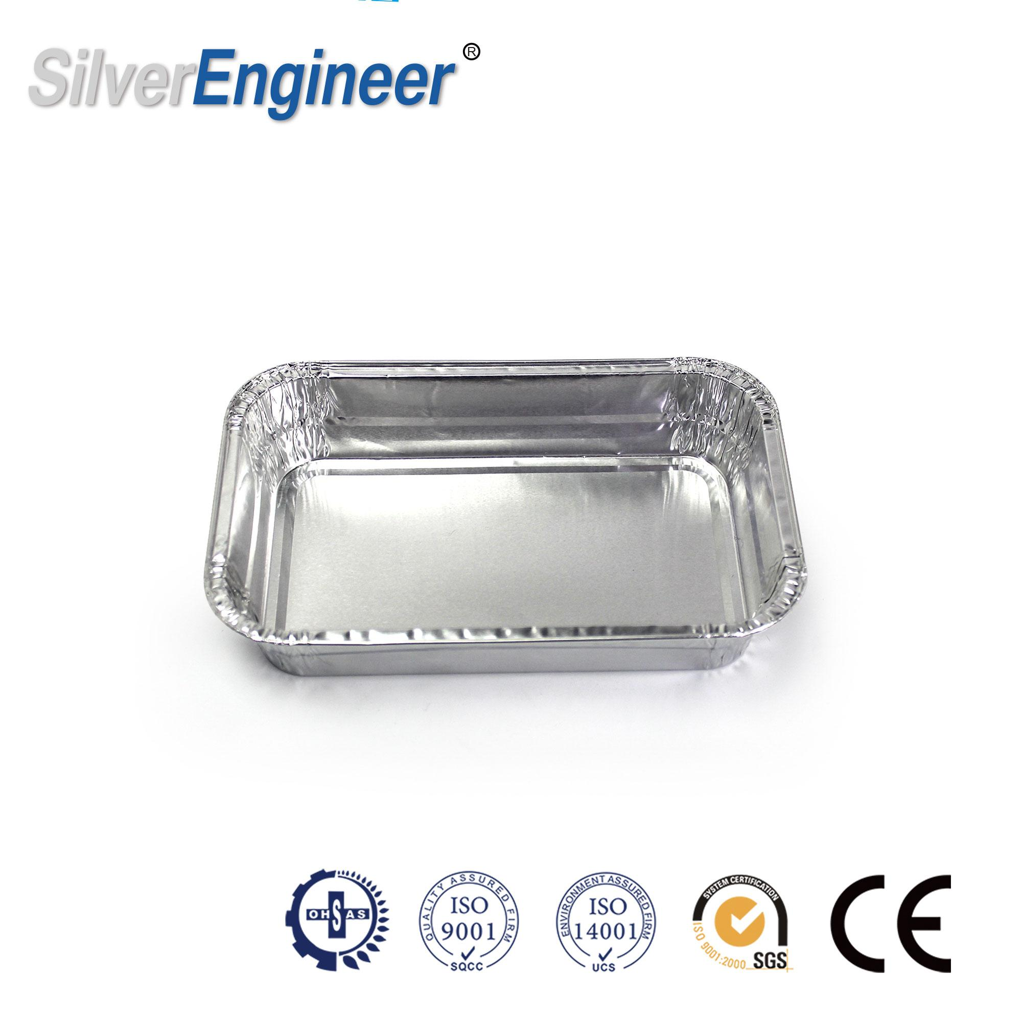 Aluminium Foil Container Production Line 4