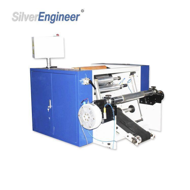 Aluminium Foil Roll Rewinding Machine