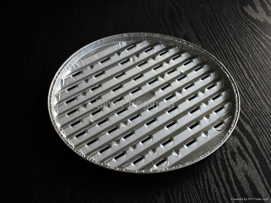 46孔卷邊烤盤 2