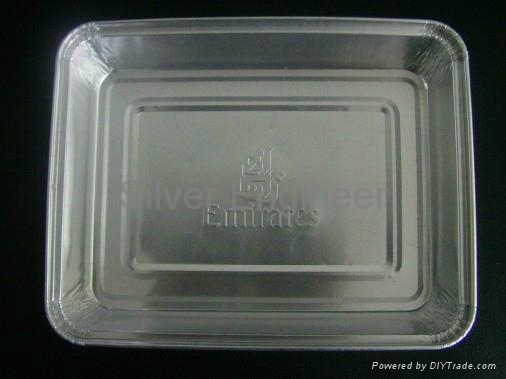 Airline Square Container Mould