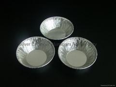 铝箔蛋糕杯模具