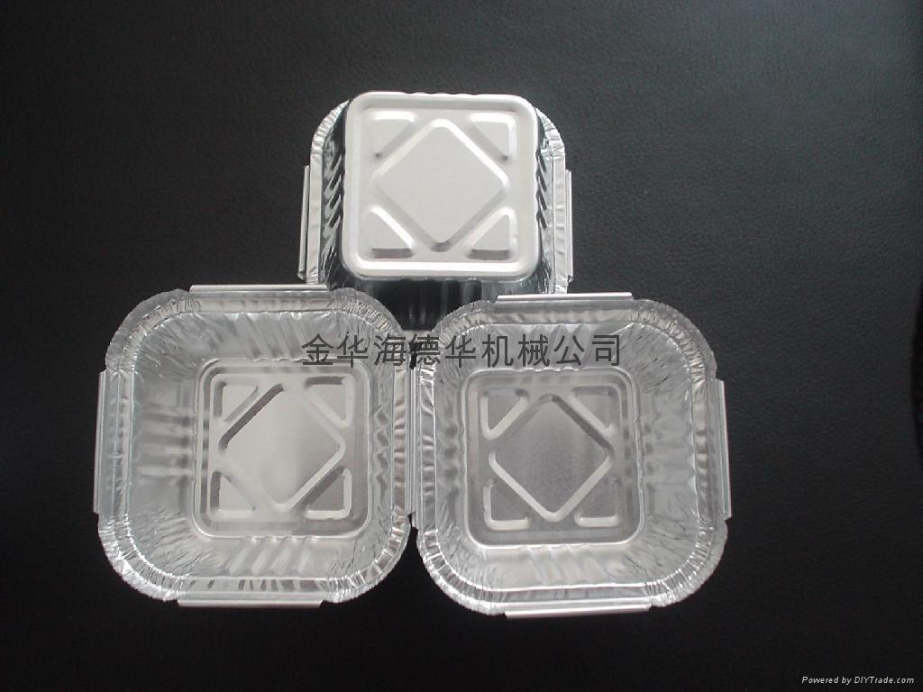 铝箔餐盒模具 2