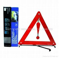 汽車三角警示牌