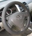 Pop steering wheel cover