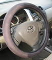 Pop steering wheel cover