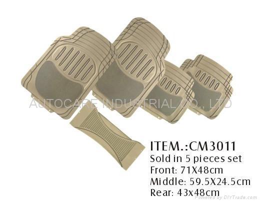 经典盆型脚垫 1