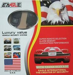 EAGLE car alarm