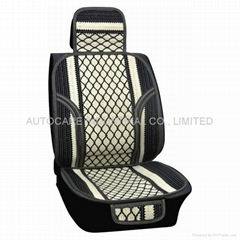Mechanical Weave car seat cushion