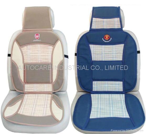 Football club seat cushion 1