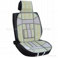 Summer cooling bamboo seat cushion