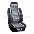 Mechanical Weave car seat cushion