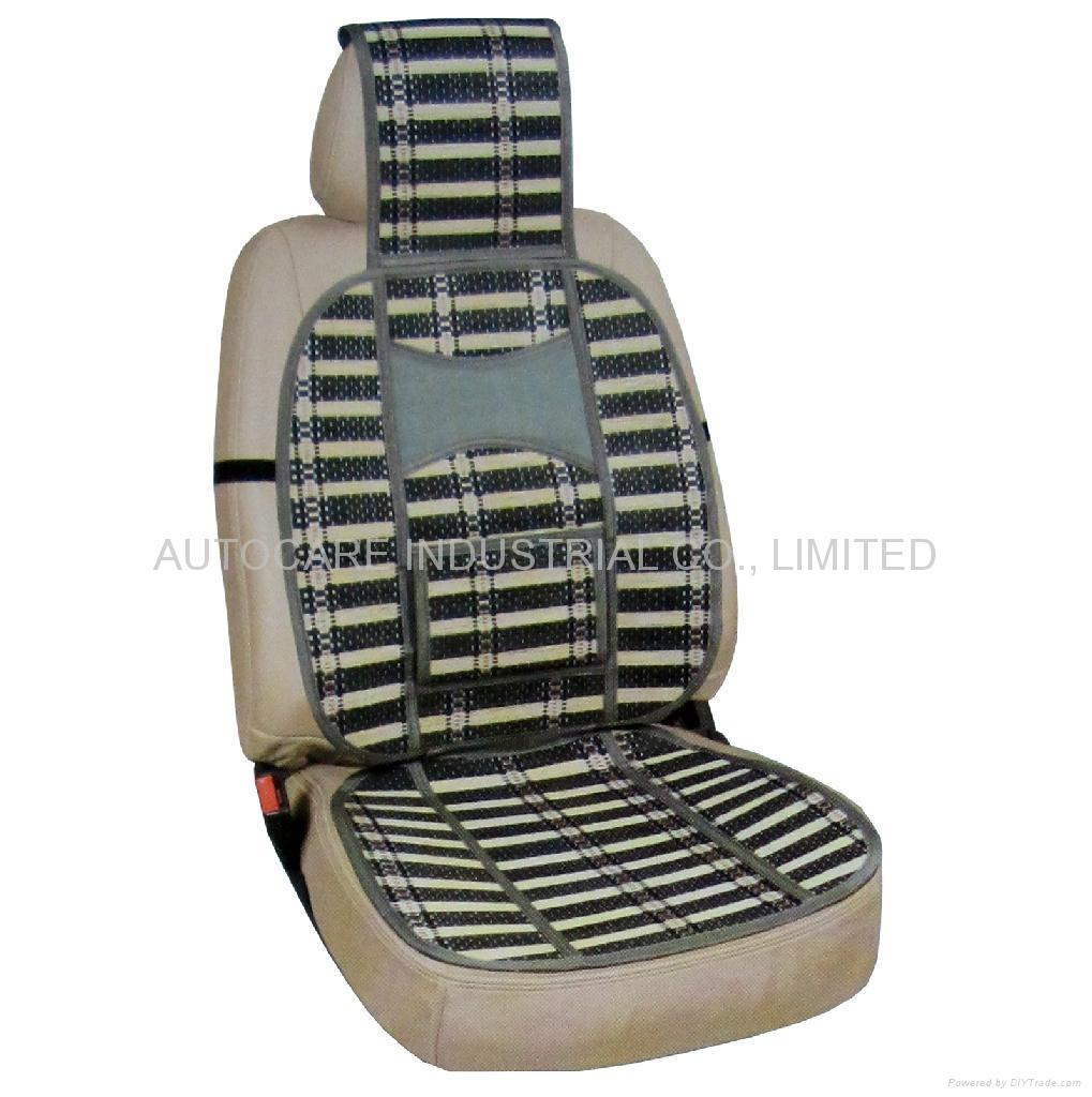 Summer cooling bamboo seat cushion