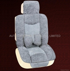 Hottest fur seat cushion