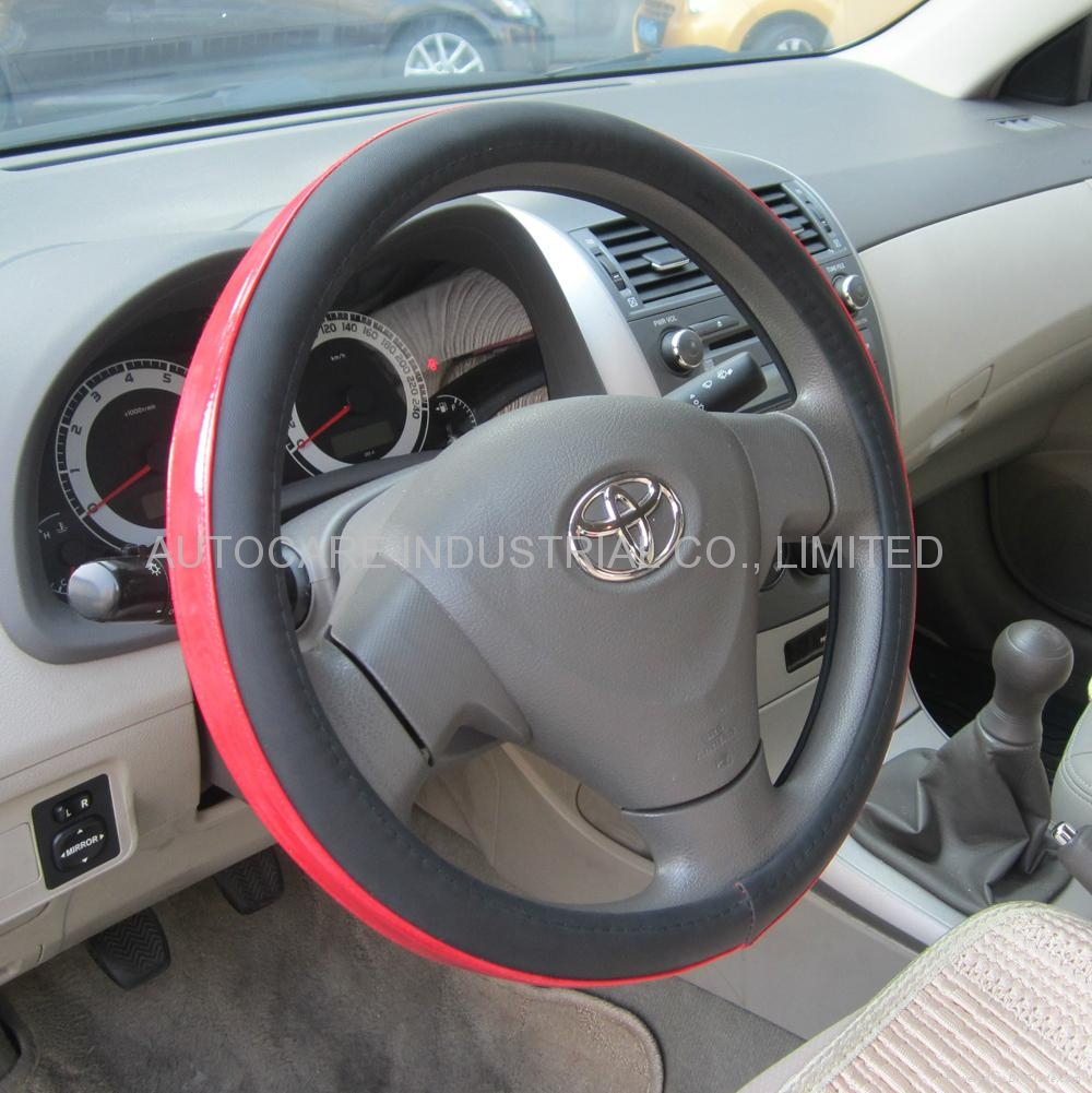 New Steering wheel cover 1