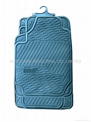 Latest design car mat,2014 fast moving car mat,pvc.tyr car mat