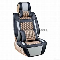 2015 LUXURY CAR SEAT CUSHIONS PVC MATERIAL CAR SEAT CUSHIONS