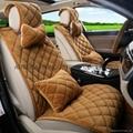 2018 LUXURY CAR SEAT CUSHIONS PVC MATERIAL CAR SEAT CUSHIONS