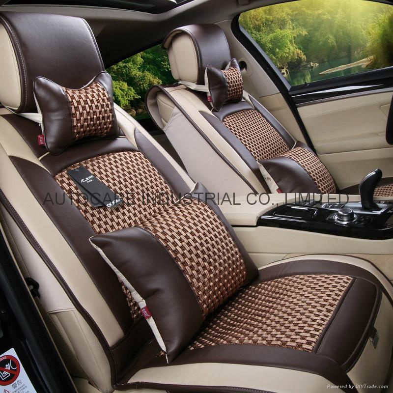 2018 Luxury Car Seat Cushions Pvc Material Car Seat Cushions 4477