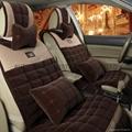 2020 LUXURY CAR SEAT CUSHION PVC MATERIAL CAR SEAT CUSHIONS