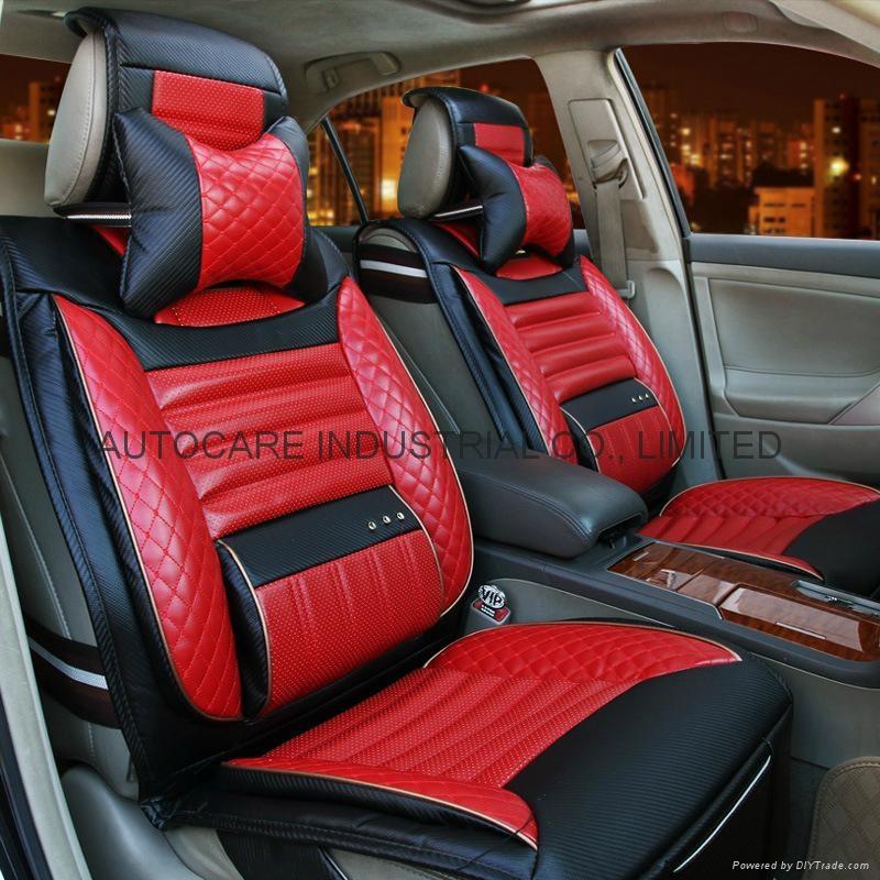 2020 LUXURY CAR SEAT CUSHION PVC MATERIAL CAR SEAT CUSHION 1