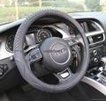 2018 genuine leather car steering wheel cover 5