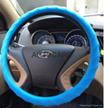 Sillicone steering wheel cover