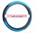 newest design steering wheel cover 2