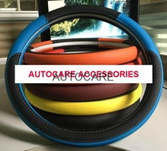 Pvc car steering wheel cover