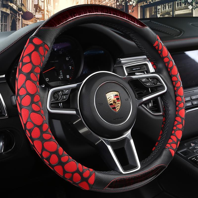 New Steering wheel cover 5