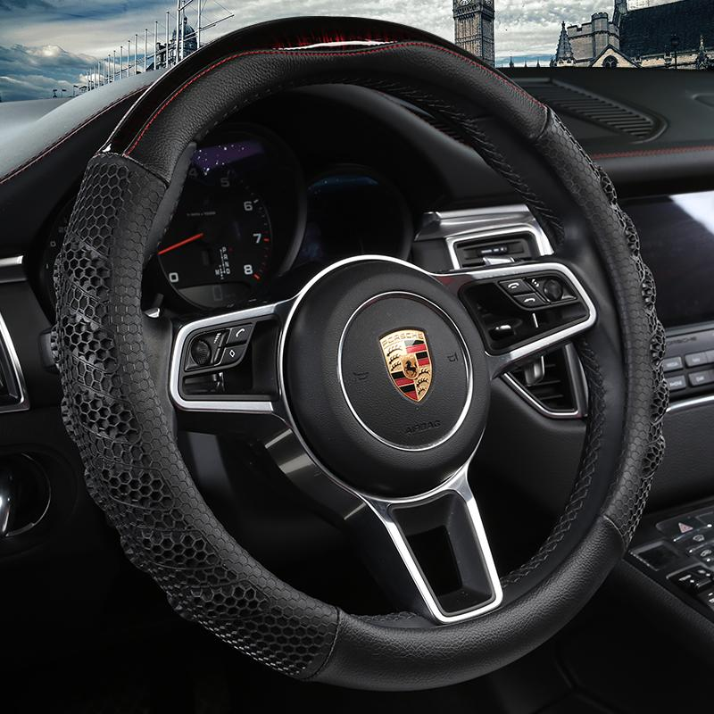 New luxury Steering wheel cover 7