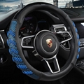 New luxury Steering wheel cover