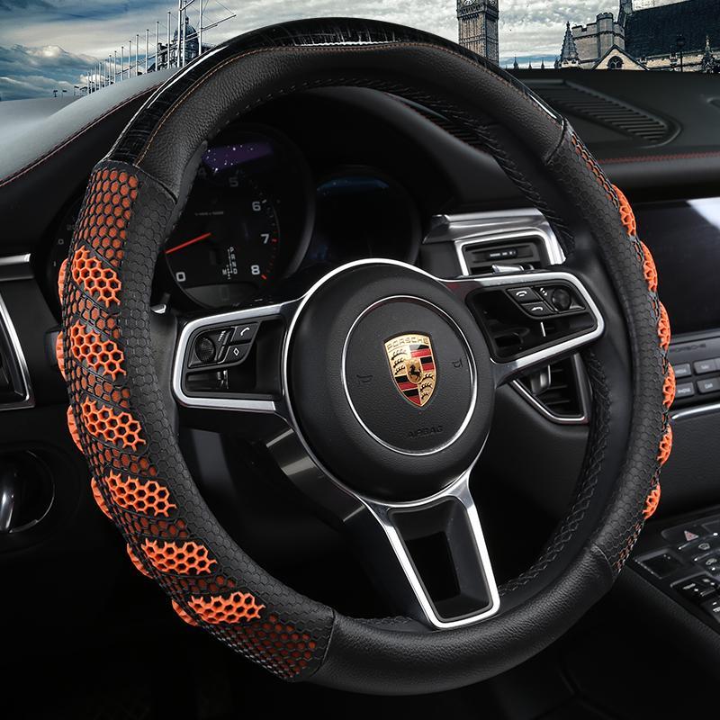 New luxury Steering wheel cover 1
