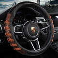 New luxury Steering wheel cover