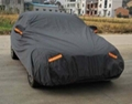 2020 PVC PP COTTON CAR COVER WITH REFLECTORS