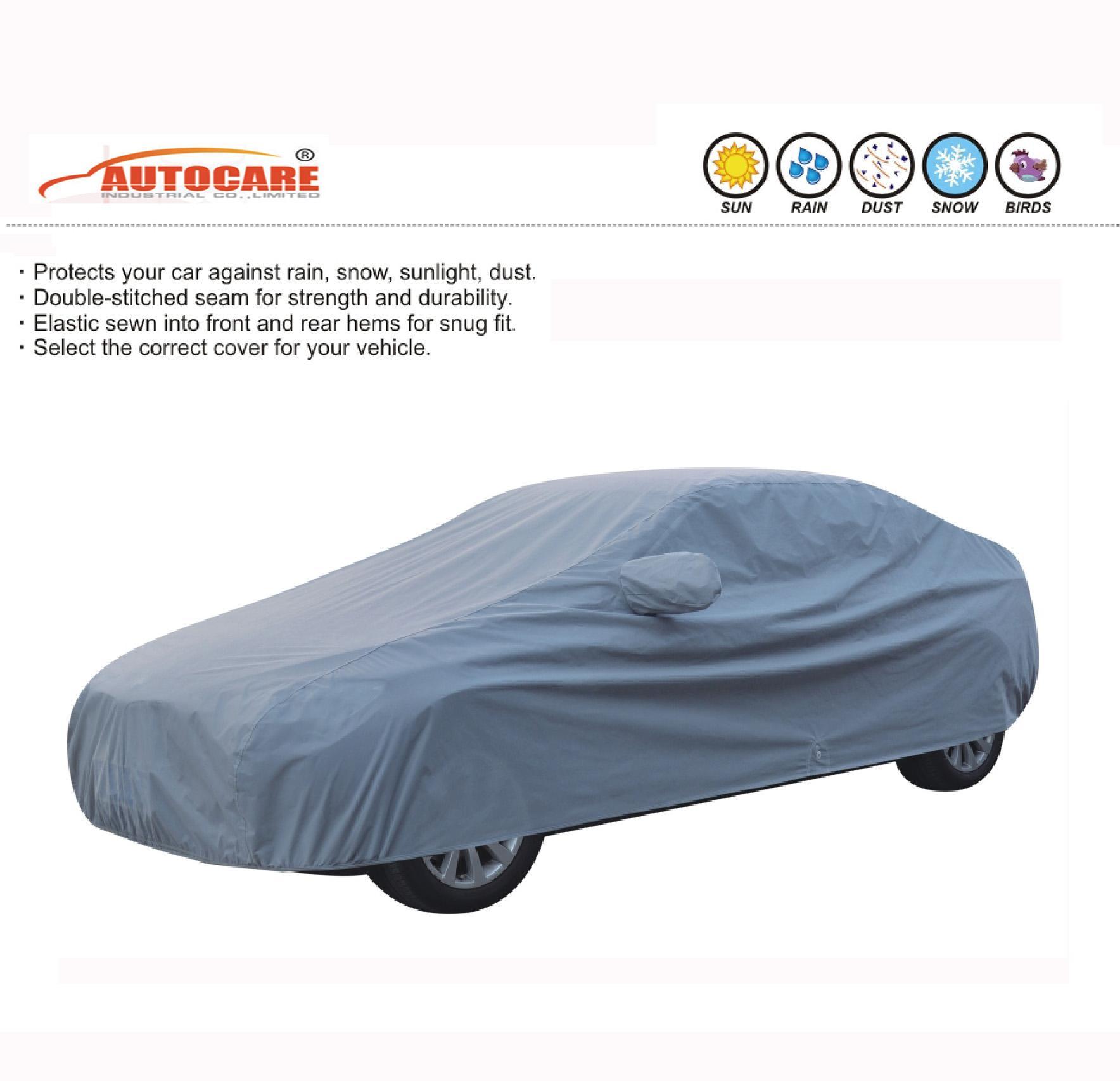 2020 PVC PP COTTON CAR COVER