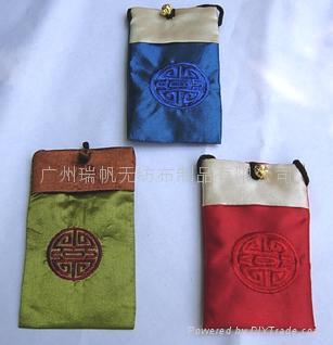 广州绒布袋 1