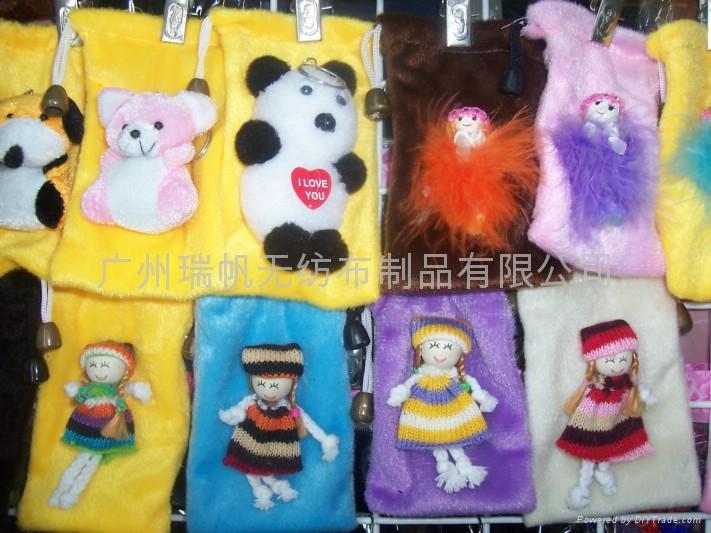 广州绒布袋 2