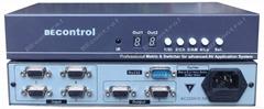 4進1出VGA視頻切換器自動探測